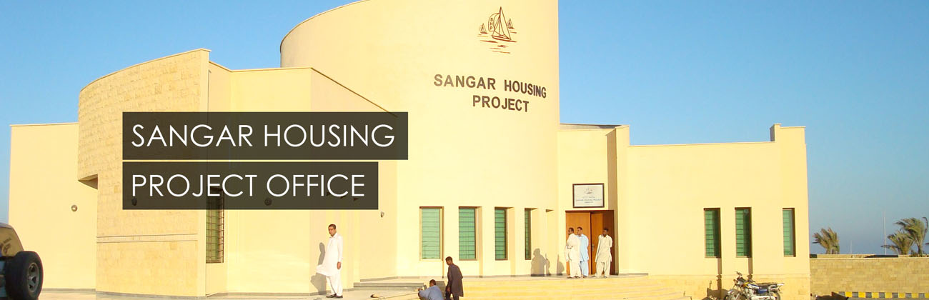 Sangar Housing Project Office