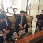 Visit of Chinese Delegation